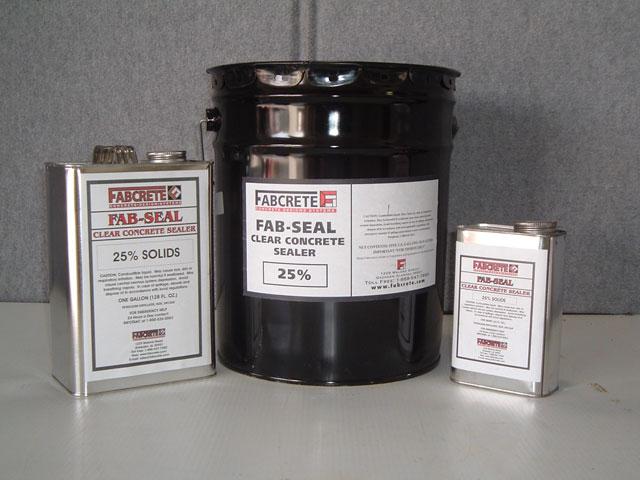 Acrylic Based Water Based Concrete Sealer