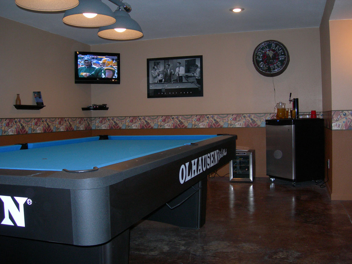 Game Room-Pool-Table-